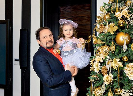 С дочерью Иоанной