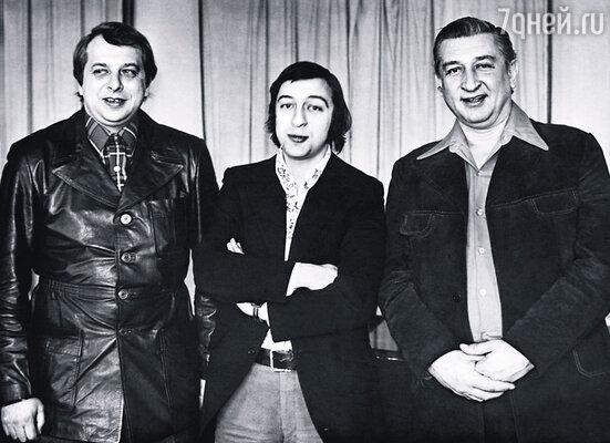 Персонажей Владимирова и Тонкова обожала вся страна. Их успешно пародировал Геннадий Хазанов