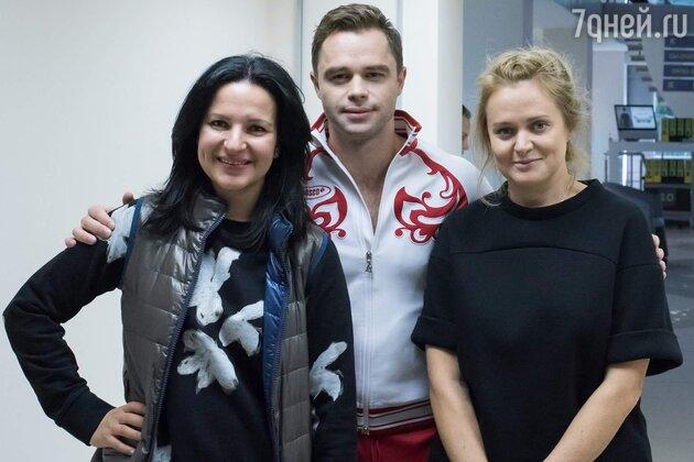 Виталий Гогунский, Анна Михалкова