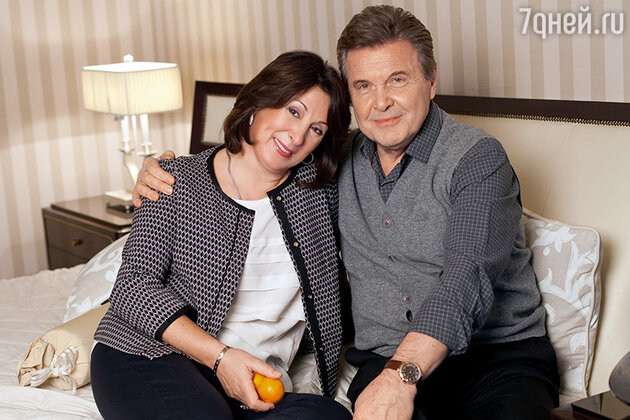 Ирина и Лев Лещенко