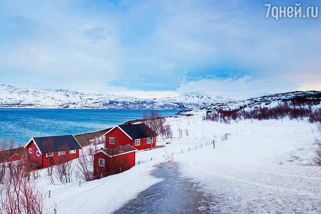 Хютте — загородные дома жителеей Норвегии