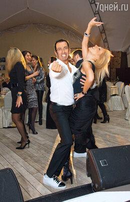 Кристина Орбакайте так зажигательно танцевала, что ее прозвали «танцор диско»