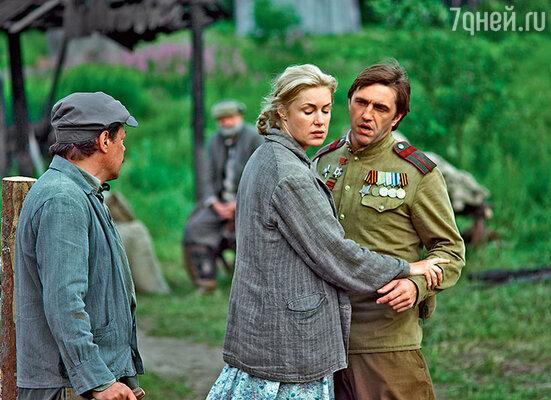 Владимиру Вдовиченкову досталась роль председателя колхоза
