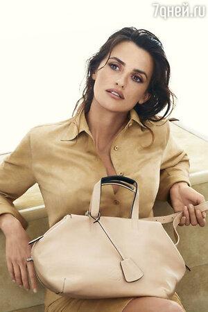 Пенелопа Крус ( Penelope Cruz)  снялась в новой рекламной компании Loewe