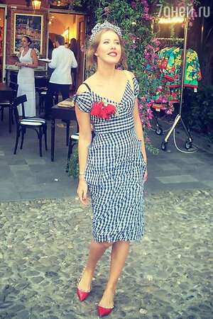 Показ Dolce & Gabbana