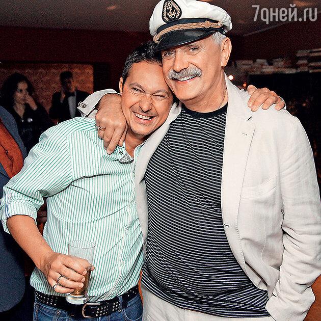 Андрей Грозный с Никитой Михалковым