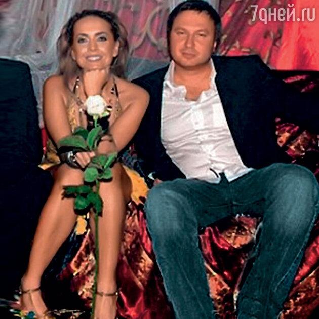 Андрей Грозный и Жанна Фриске