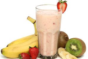 Йогуртово-банановый смузи: рецепт от актрисы Ирины Старшенбаум