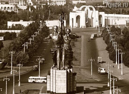 ВДНХ СССР, 1968 год