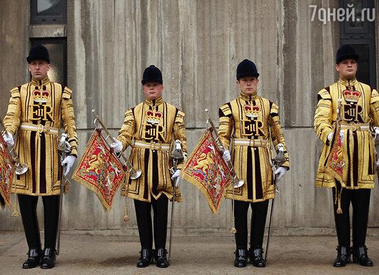 Королевские герольды