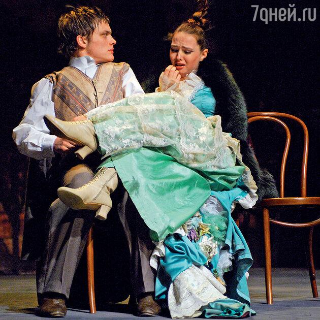 Евгений Ткачук и Елена Николаева