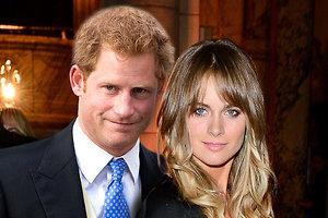 СМИ: принц Гарри и Крессида Бонас тайно обручились