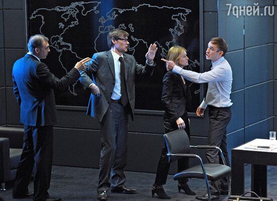 Спектакль «Метод Гренхольма» в Театре Наций
