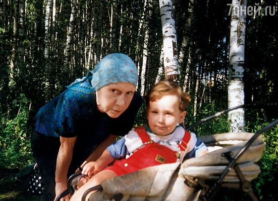 Иногда она приезжала погулять, пообщаться с Ваней, но я не оставляла на нее сына, чувствовала, что у мамы нет сил заниматься внуком