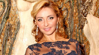 Дочери Оксаны Самойловой впервые встретились с младшим братом
