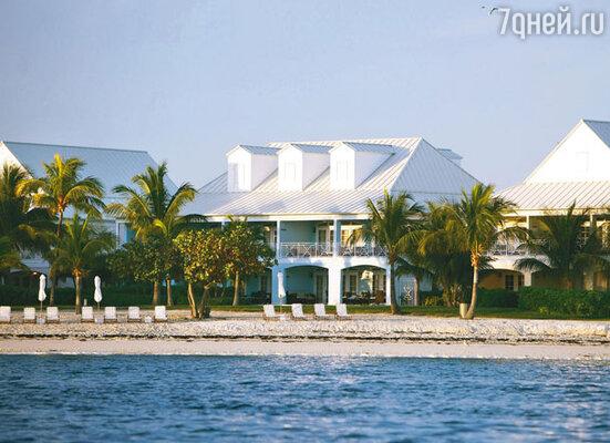 Особняк на Багамах, где случилась трагедия