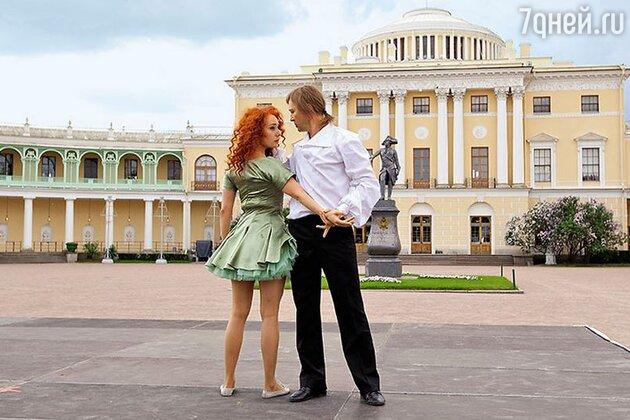 Чулпан Хаматова и Евгений Миронов