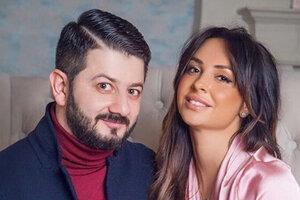 Михаил Галустян с супругой отпраздновали первый юбилей дочки