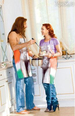 «Если женщина любит своего мужа, то она с удовольствием готовит ему, стирает... Я устала быть олимпийской чемпионкой»