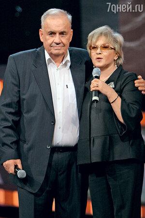 Эльдар Рязнов и Алиса Фрейндлих