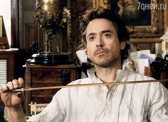 Лучшим триллером был назван «Шерлок Холмс»