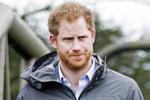 Новая подружка принца Гарри привела в ужас королевское семейство