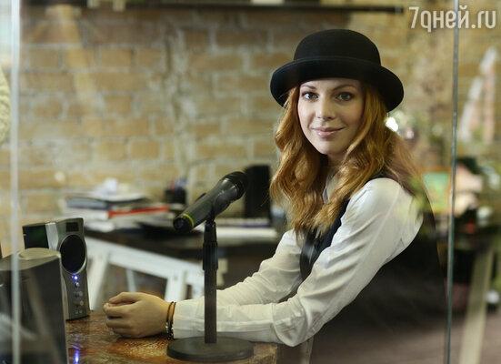 Певица Наталья Подольская приняла участие в съемках проекта телеканала ТВ-3 «У моего ребенка шестое чувство»