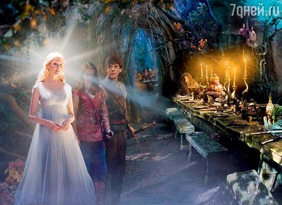 Кадр фильма «Хроники Нарнии: Покоритель зари»