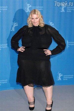 Толстая Мадонна