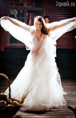 «Я сама предложила Леше пожениться— это в моем характере. Мнекажется, спонтанные поступки— самые правильные»