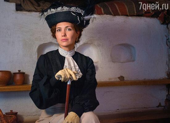 Екатерина Климова в роли Анны Вырубовой