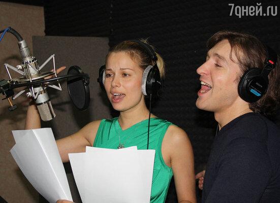 Анастасия Осипова и Илья Викторов