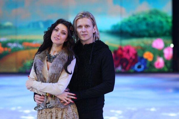 Анастасия Макеева и Глеб Матвейчук