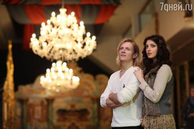 Несмотря на работу и репетиции, поездка в Голландию для Насти и Глеба стала прекрасной возможностью побыть вместе