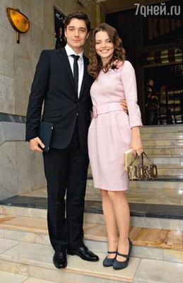Лиза Боярская и Максим Матвеев — одна из самых красивых пар российского кинематографа