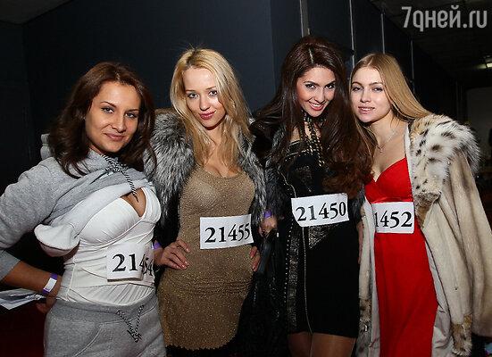 Вчера в Москве завершился второй предварительный кастинг в проект «Хочу в «ВИА Гру»