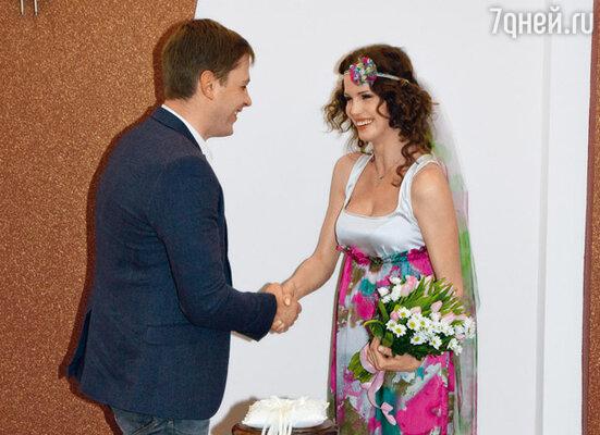 Наталия Лесниковская и ее муж Иван