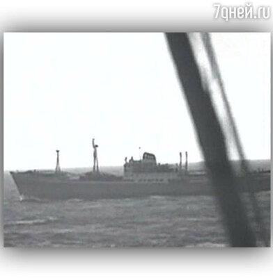 Кадр передачи  «Куба либре – ядерный коктель»