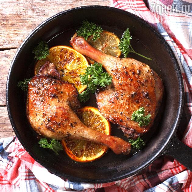 Запеченные куриные ножки: рецепт от шеф-повара Гордона Рамзи