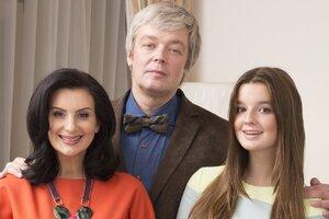 Екатерина и Александр Стриженовы отметили день рождения дочери