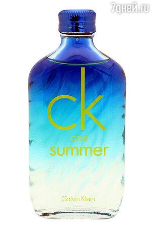 �CK One Summer� �� Calvin Klein
