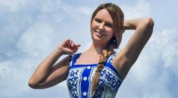 Певица Варвара пережила землетрясение на Бали
