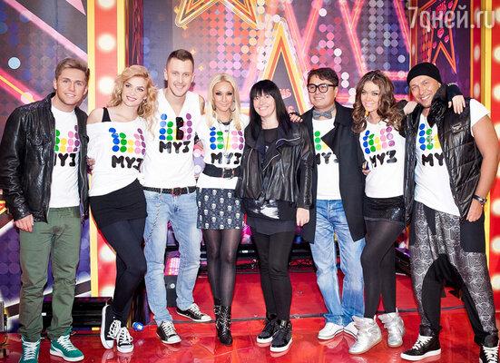 Телеканал «МУЗ-ТВ» и ТРК VEGAS вновь собрали всех поклонников хорошей музыки на большом live-концерте в рамках нового масштабного совместного проекта – танцевальных вечеринок «Партийная зона»