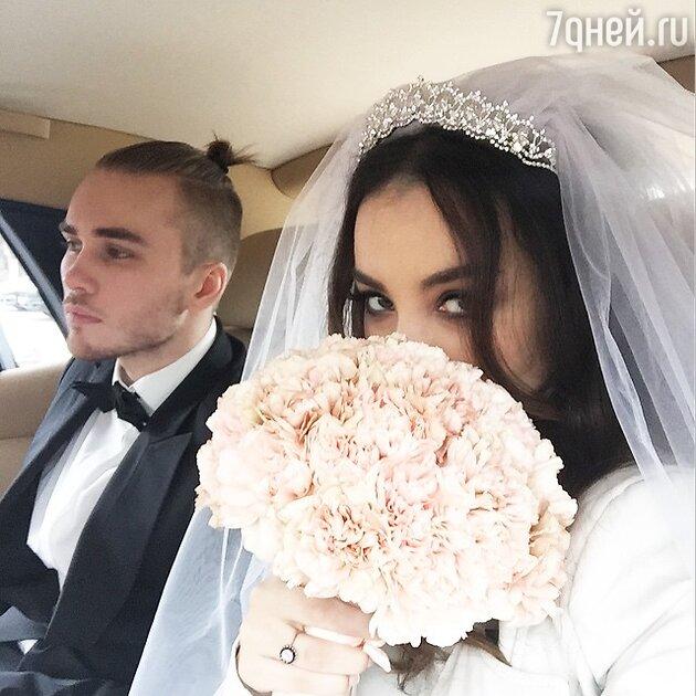 Вика Дайнеко и Дмитрий Клейман
