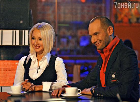 «Культурный обмен» с Лерой Кудрявцевой и Андреем Разыграевым