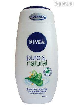 ����-���� ��� ���� Pure&Natural �� Nivea