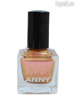Лак для ногтей Golden Roller Girls от Anny