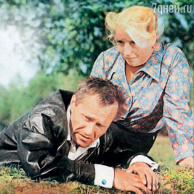 Василий Шукшин и Лидия Федосеева-Шукшина