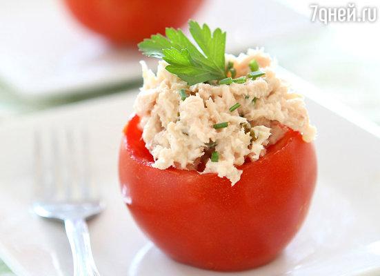 Рыбный салат «Нежность» от Аллы Довлатовой