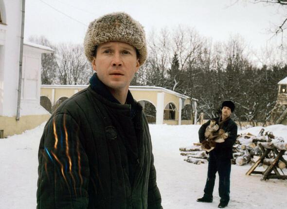 Кадр из сериала «В круге первом»